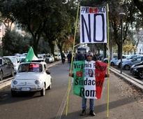 Analysis - Europe suffers Italian blow but bigger tests loom