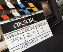 Zareen Khan begins shooting for Aksar 2