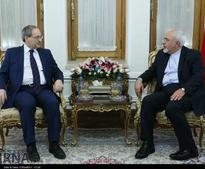Tehran, Damascus assess developments in Syria