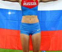 Russian media tries to prove its Olympic athletes are victims of a doping trap