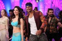 Tammanaah gets groovy with Nikhil Kumar