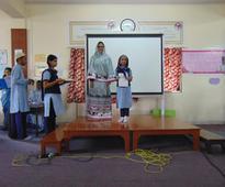 Author Insiya chief guest at Alma Mater PTA meet