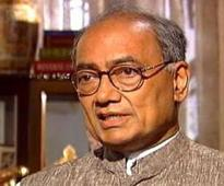 BJP indulging in witch hunting in National Herald case: Digvijay Singh