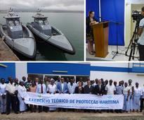 IMO-Led Maritime Security Exercise Held in Sao Tome and Principe