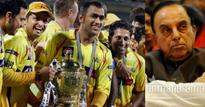 Swamy wants ban on Chennai Super Kings lifted, moves SC for urgent hearing