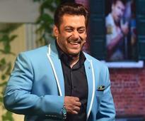 Got Rs 75 as my first salary: Salman Khan