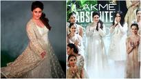 WATCH: Kareena Kapoor Khan closes Lakme Fashion Week Summer/Resort 2017 in style!