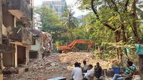 Bijlee building residents get rude shock