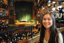 Teen spirit with a passion for the theatre