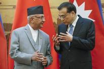 China links Nepal with optical fibre to end 'India dependence'