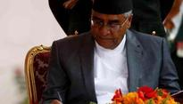 Nepal PM Deuba takes office with great expectations
