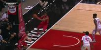 VIDEO: New Mexico loses game on blown call by officials
