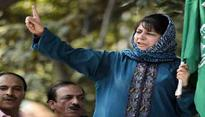 Will initiate dialogue after restoring normalcy in Valley: Mehbooba Mufti