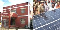 Nagapattinam police station sets solar power example