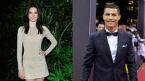 Has Cristiano Ronaldo been making a move on Kendall Jenner?