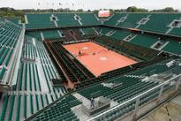 French Open braced for washout