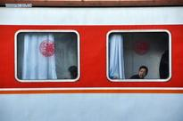 High-speed rail takes China's holiday strain