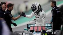 Brazil GP: Valtteri Bottas' pole position soothes Mercedes' pain of Hamilton crash, robbery