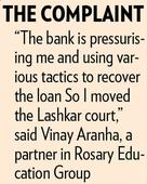 Plaint filed against Cosmos Bank