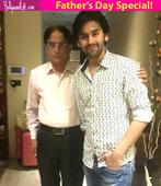 Shashank Vyas aka Jagya of Balika Vadhu pens down a thank-you letter for his dad and it's a must read!
