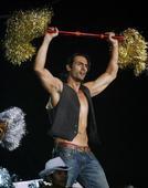 Sporty stance of B'wood stud Arjun Rampal