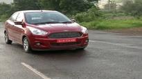 Ford India sales up 47.5% at 17,279 units in May