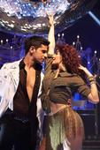 Relive the Retro era with Sidharth and Jacqueline in the new song `Disco Disco` from A Gentleman!