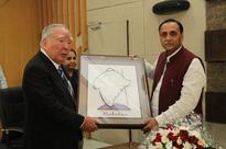 Osamu Suzuki visits Gujarat plant of Maruti, holds meeting with Chief Minister