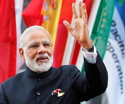 Gallup poll: Modi ranked #3 after Merkel and Macron