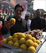 When Jimmy Sheirgill made sweets  on streets for a day