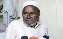 Oldest Babri Case Litigant Hashim Ansari In ICU In Lucknow