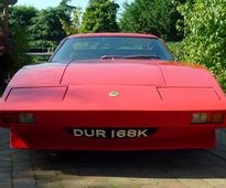 Rare Lotus GS Europa offered by H&H