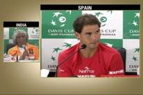 Nadal and Co Training Hard Ahead of Davis Cup Tie Against India