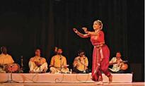 Indian dancer shows the best of Bharatnatyam