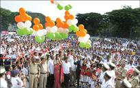 Mammoth rally on National Road Safety Week