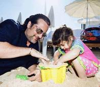 Fardeen Khan Looks Like His Late Father, Feroz, As He Spends Some Quality Time with Daughter