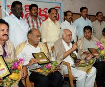 Raghavachari, four others felicitated