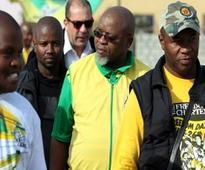 Mantashe in New Brighton
