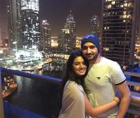 Harbhajan Singh And Wife Geeta Basra Enjoy A Romantic Get-Away In A Yacht; Here's How They Welcomed 2017!