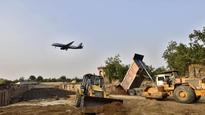 Delhi airport runway to be closed every night for DMRC work