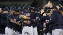 Indians clinch AL Central with win over Tigers