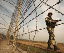 Pak intruder apprehended by Indian Army in Poonch Sector