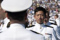 2016 Graduation and Commissioning Ceremony at the U.S. Naval Academy