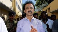 DMK Treasurer Stalin congratulates Jaya over TN poll victory