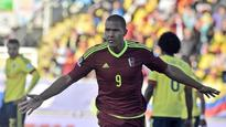 West Brom's Rondon leads Venezuela's Copa America roster