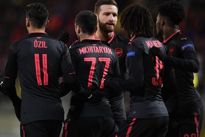 Europa League: Arsenal and AC Milan meet in last 16