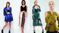 Silk spell glamour way: Seductive satin