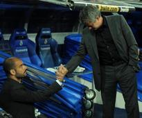 'We are polite guys, why not?' Guardiola will shake Mourinho's hand before Manchester derby