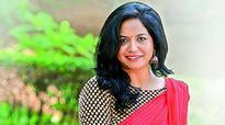 Sunitha reaches a milestone