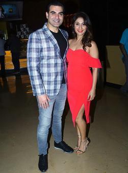 PIX: Anurag, Nora, Vineet at the movies
